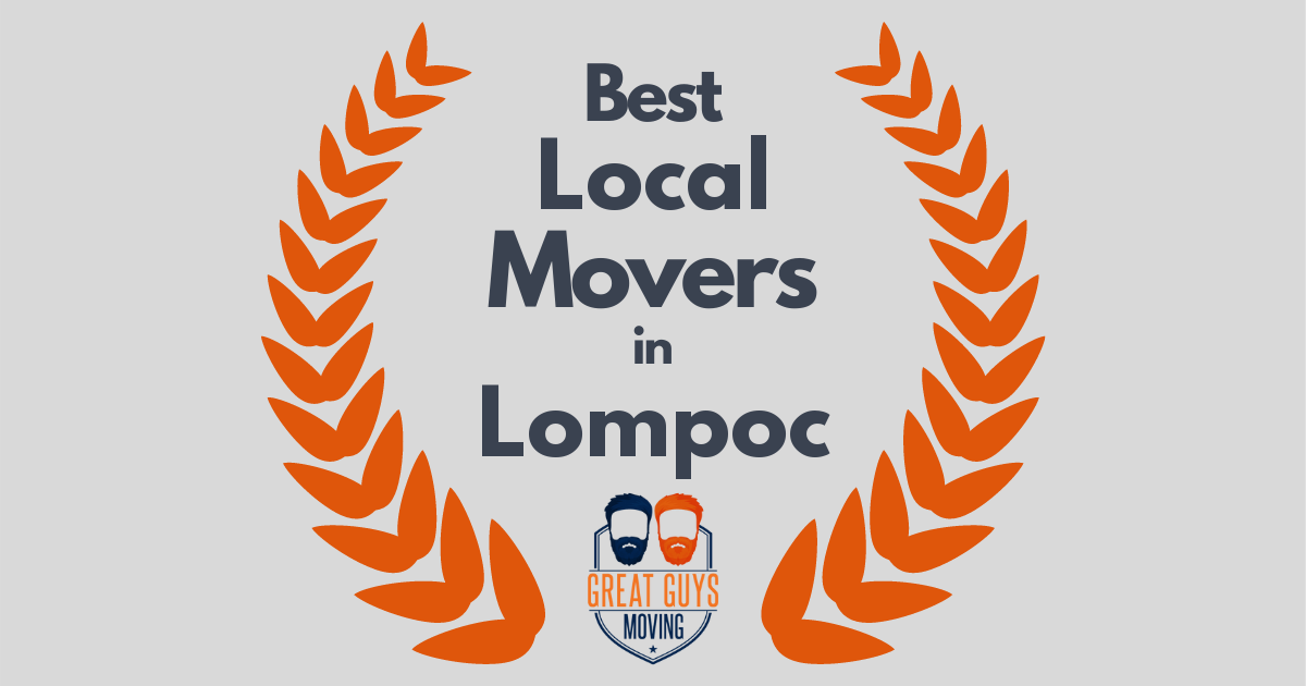 Best Local Movers in Lompoc, CA
