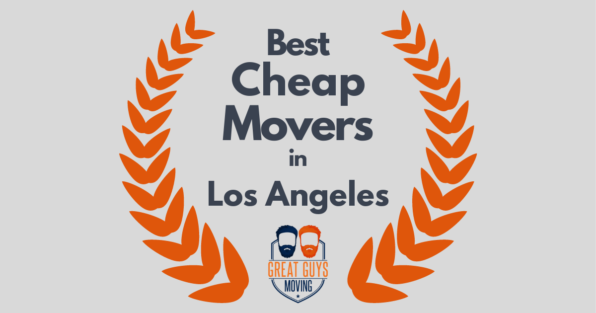 Best Cheap Movers in Los Angeles, CA