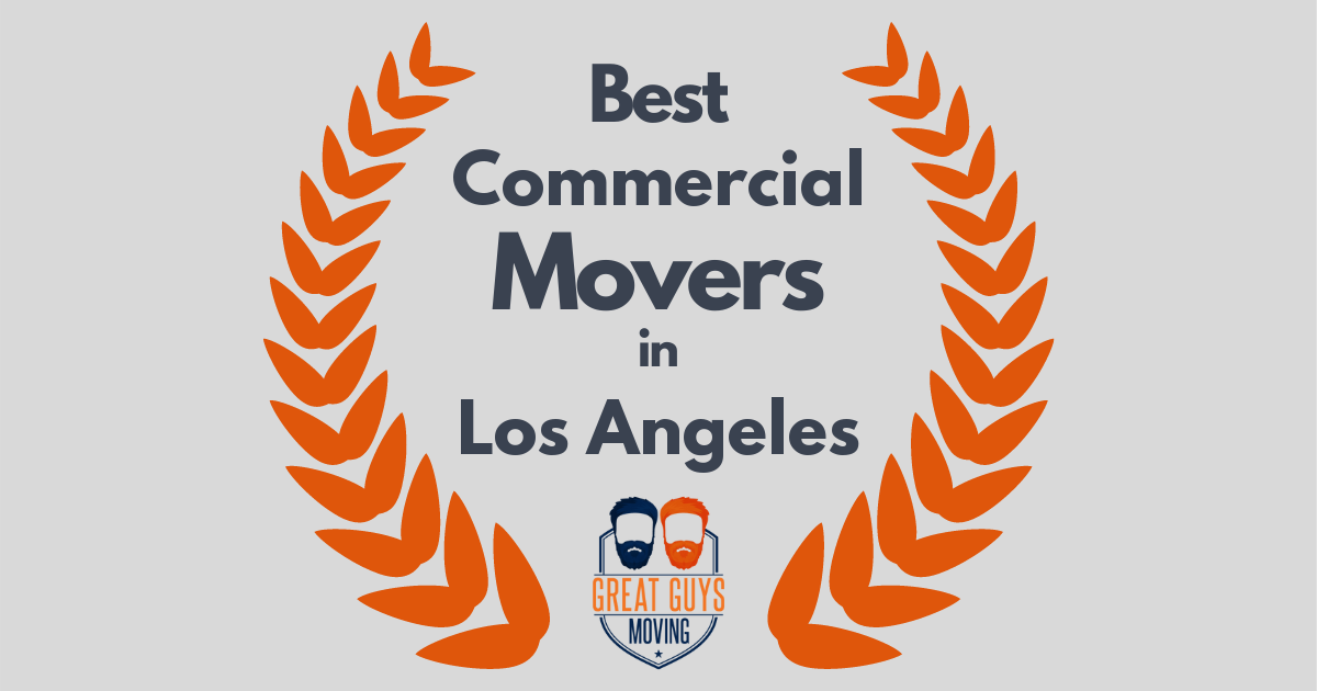 Best Commercial Movers in Los Angeles, CA