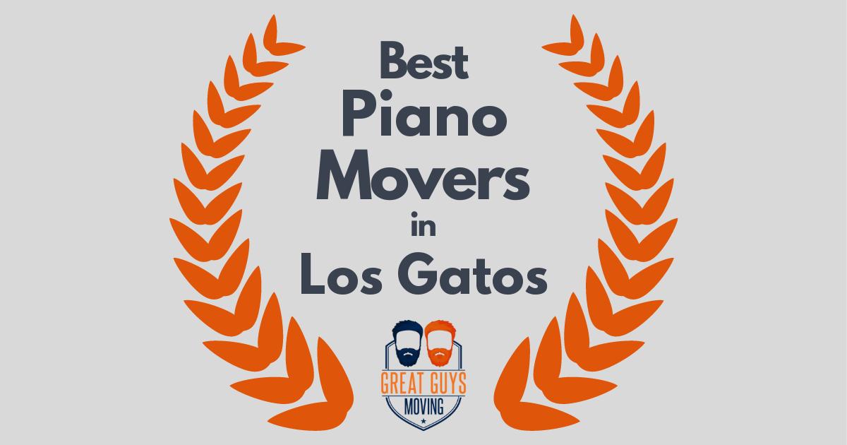 Best Piano Movers in Los Gatos, CA