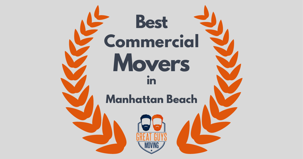 Best Commercial Movers in Manhattan Beach, CA