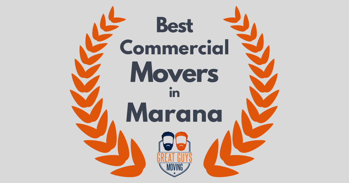 Best Commercial Movers in Marana, AZ