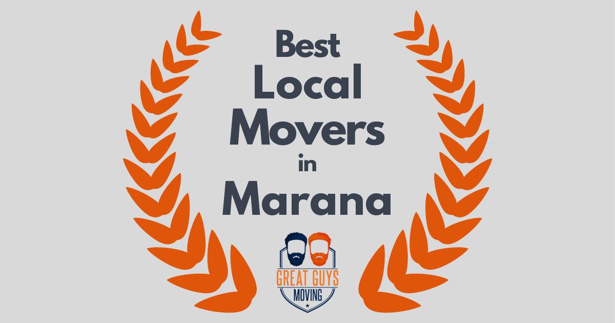 Best Local Movers in Marana, AZ