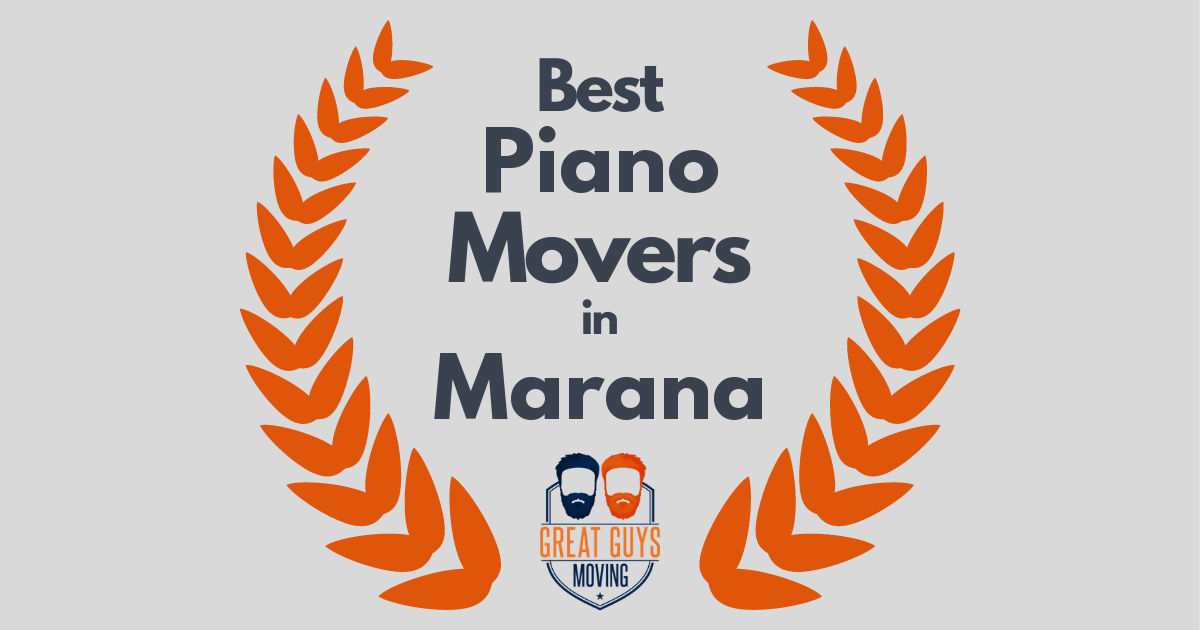Best Piano Movers in Marana, AZ