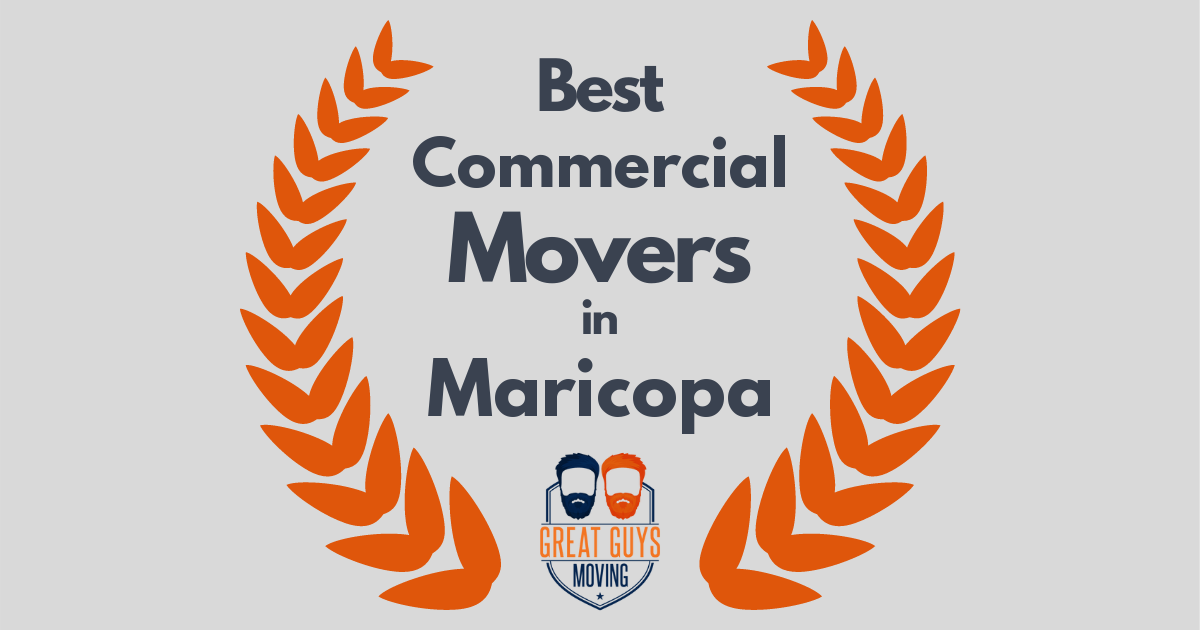 Best Commercial Movers in Maricopa, AZ
