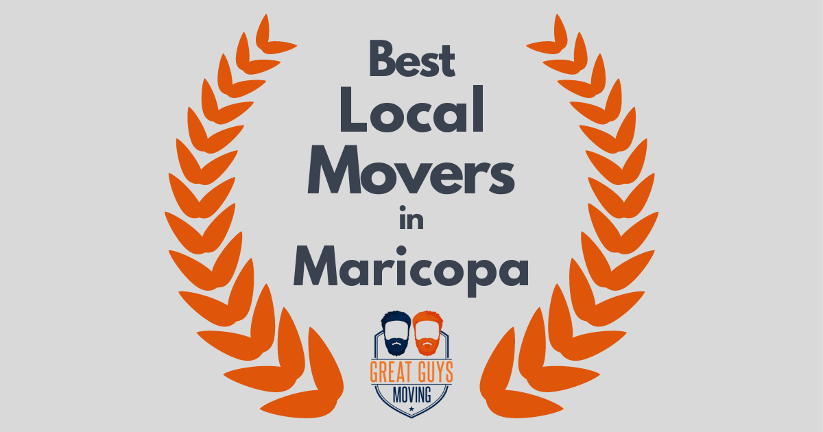 Best Local Movers in Maricopa, AZ
