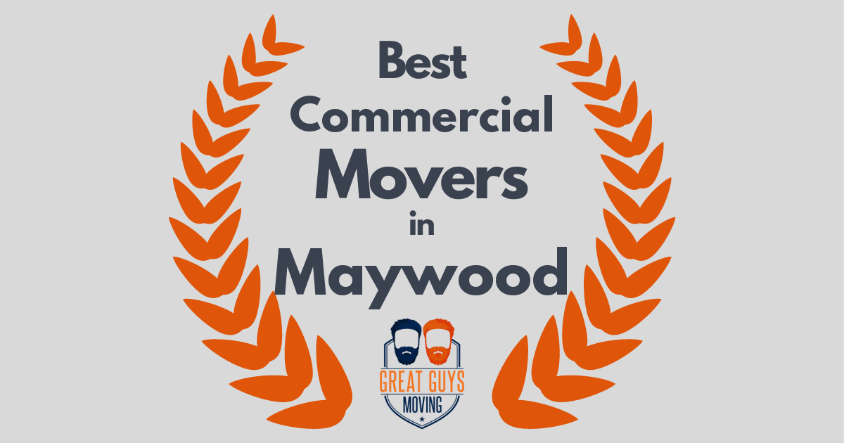 Best Commercial Movers in Maywood, CA