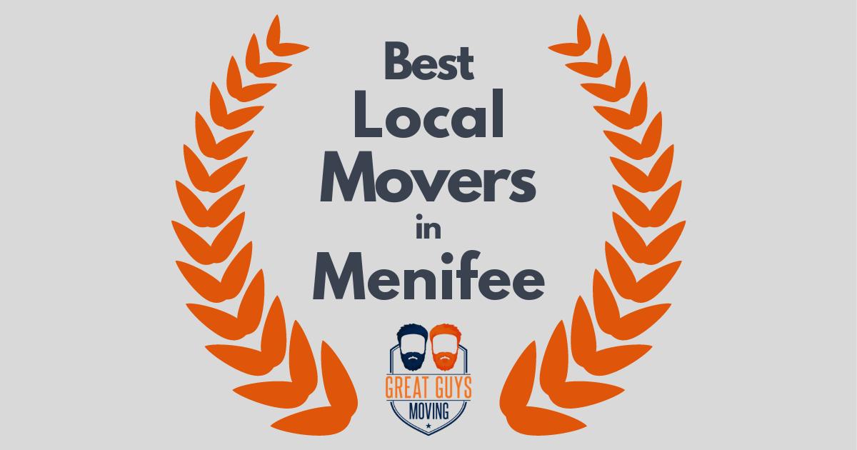 Best Local Movers in Menifee, CA
