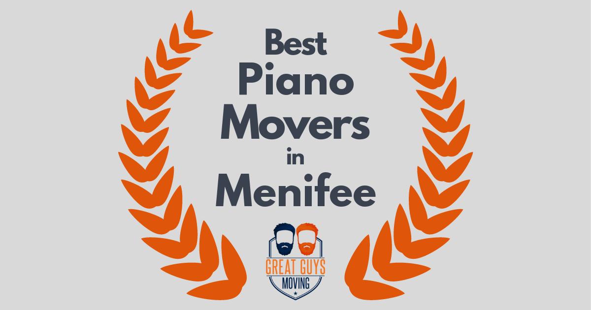 Best Piano Movers in Menifee, CA