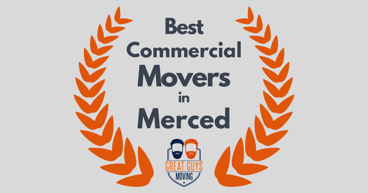 Best Commercial Movers in Merced, CA