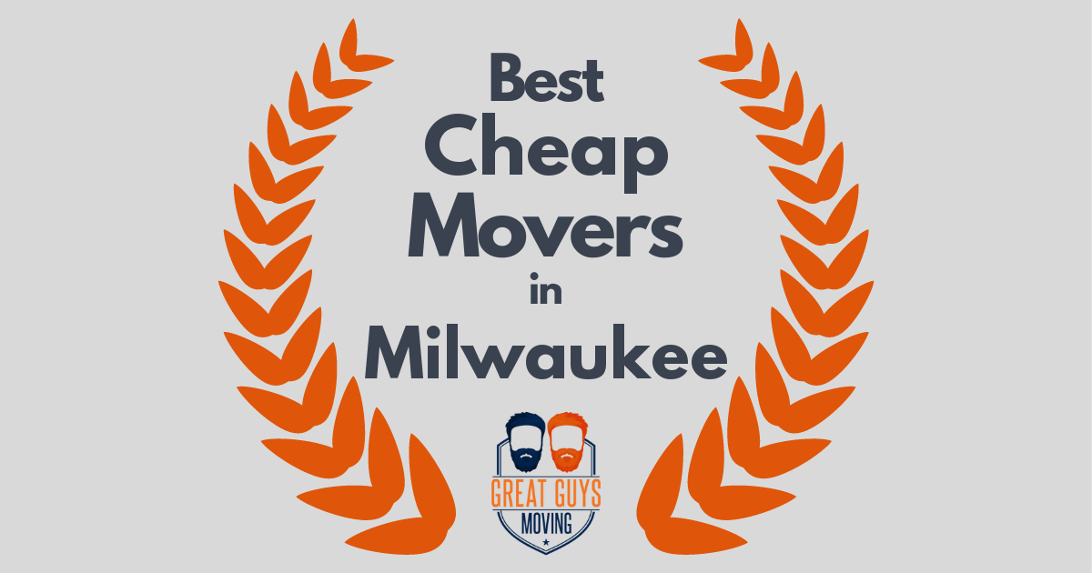 Best Cheap Movers in Milwaukee, WI