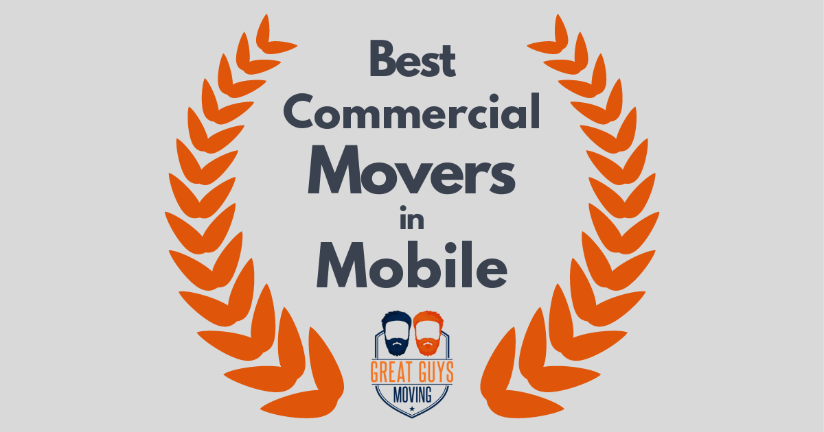 Best Commercial Movers in Mobile, AL