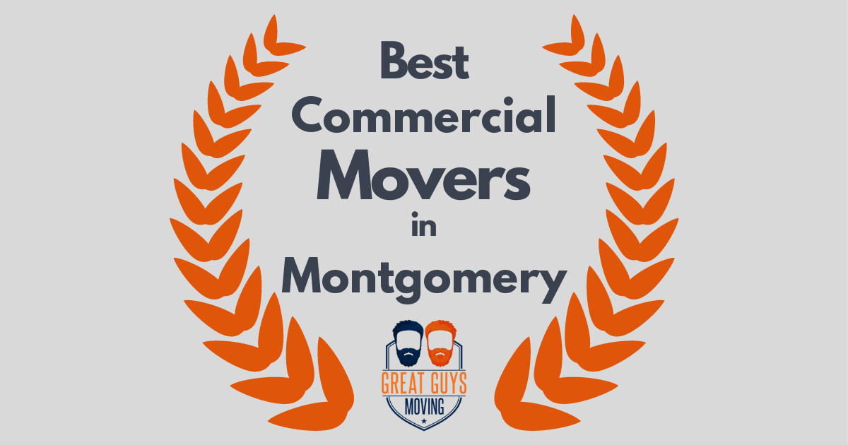 Best Commercial Movers in Montgomery, AL