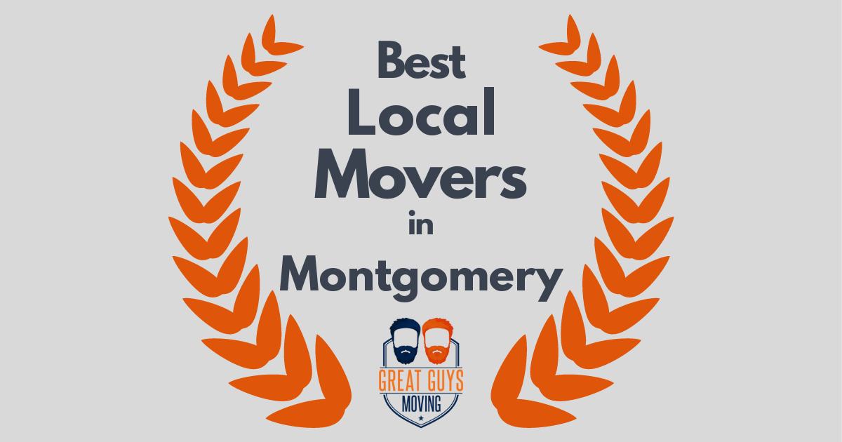 Best Local Movers in Montgomery, AL