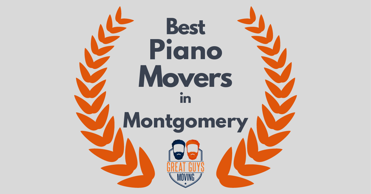 Best Piano Movers in Montgomery, AL