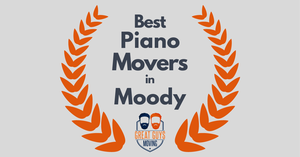 Best Piano Movers in Moody, AL