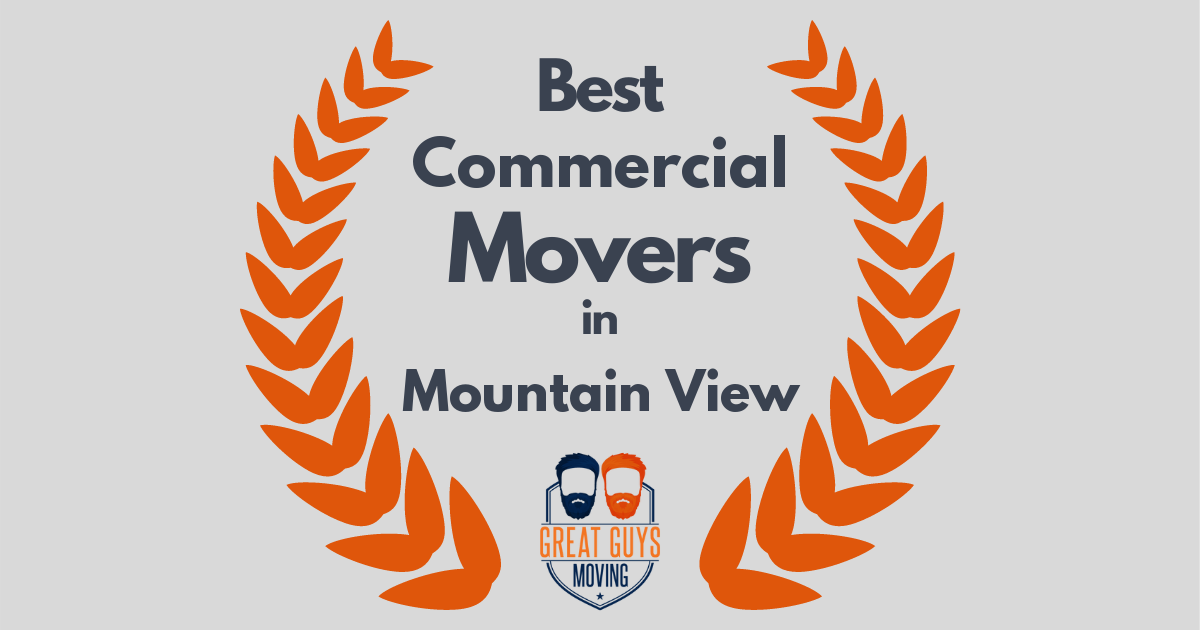 Best Commercial Movers in Mountain View, CA