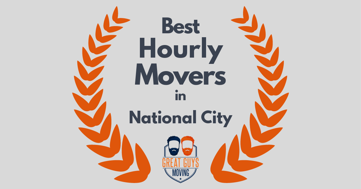Best Hourly Movers in National City, CA