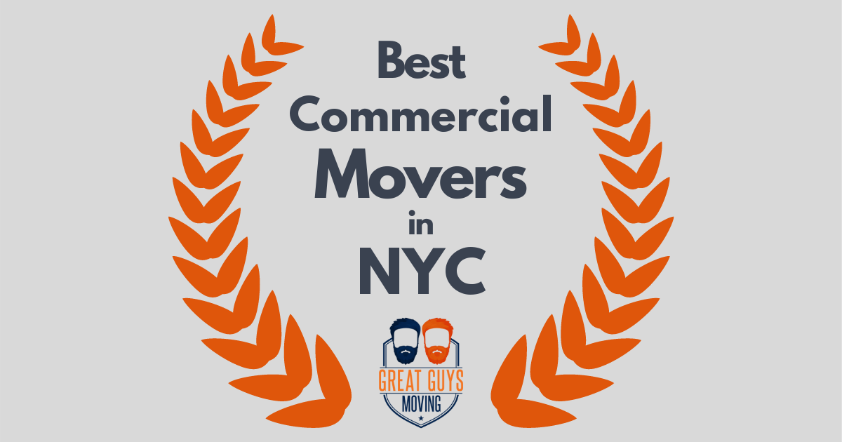 Best Commercial Movers in New York City, NY