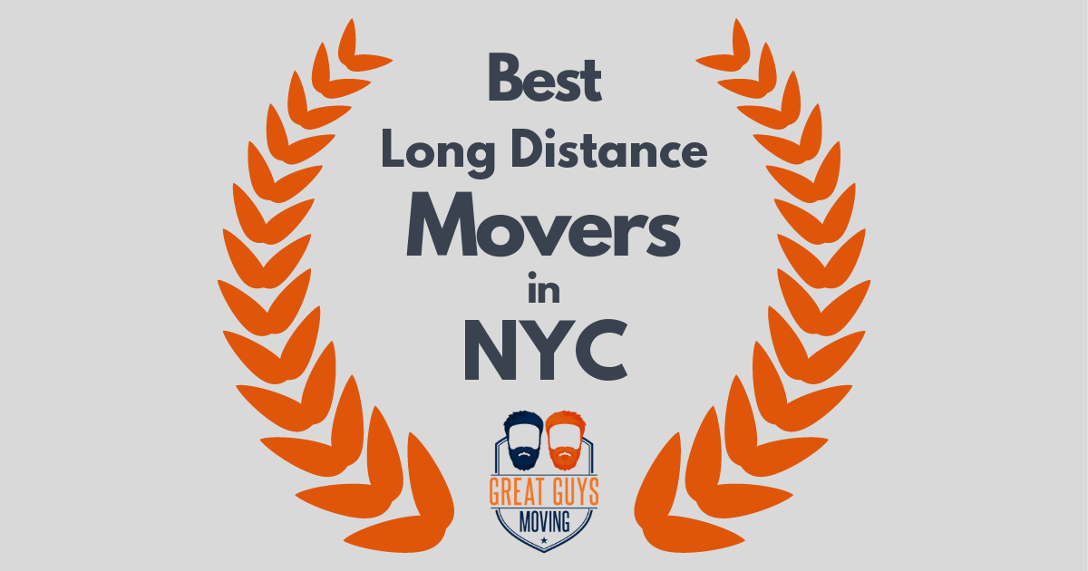 Best Long Distance Movers in New York City, NY