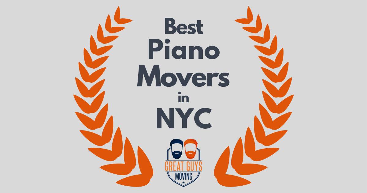 Best Piano Movers in New York City, NY