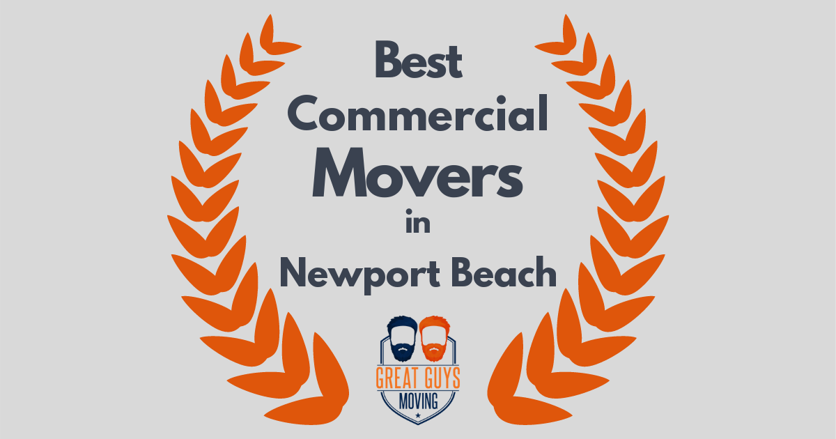 Best Commercial Movers in Newport Beach, CA