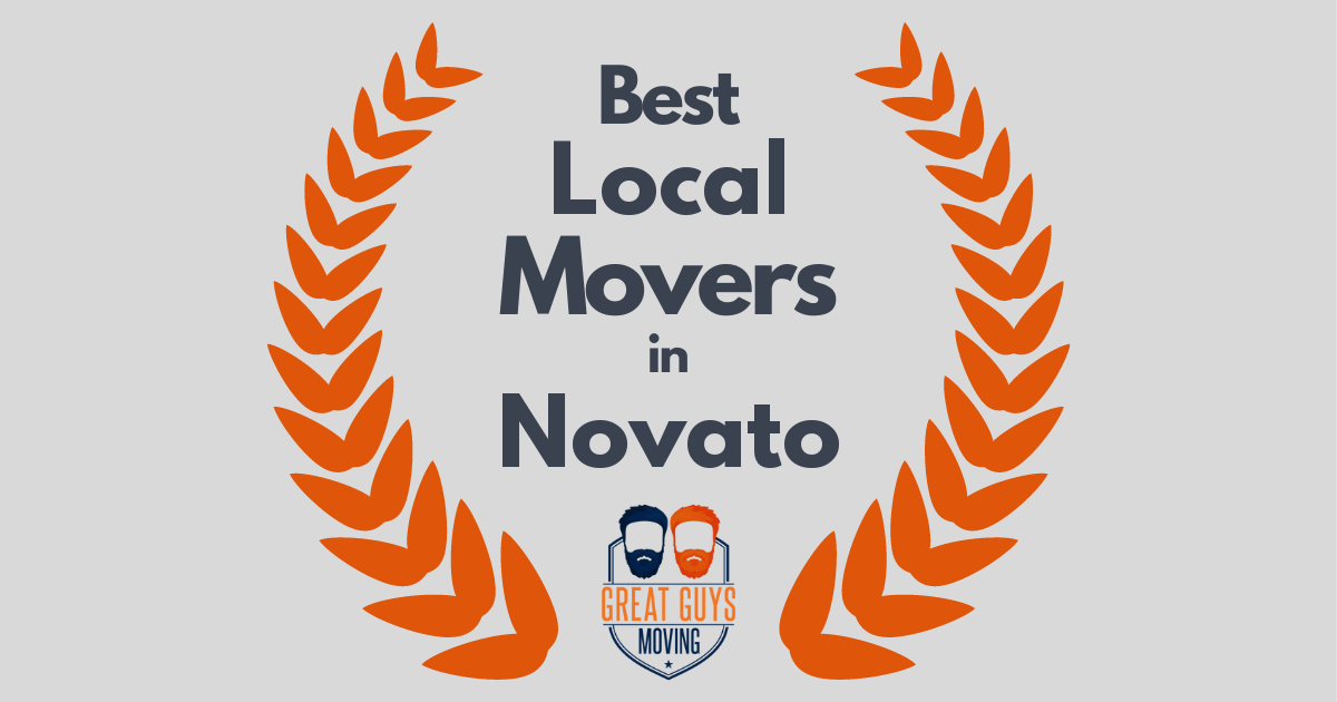 Best Local Movers in Novato, CA