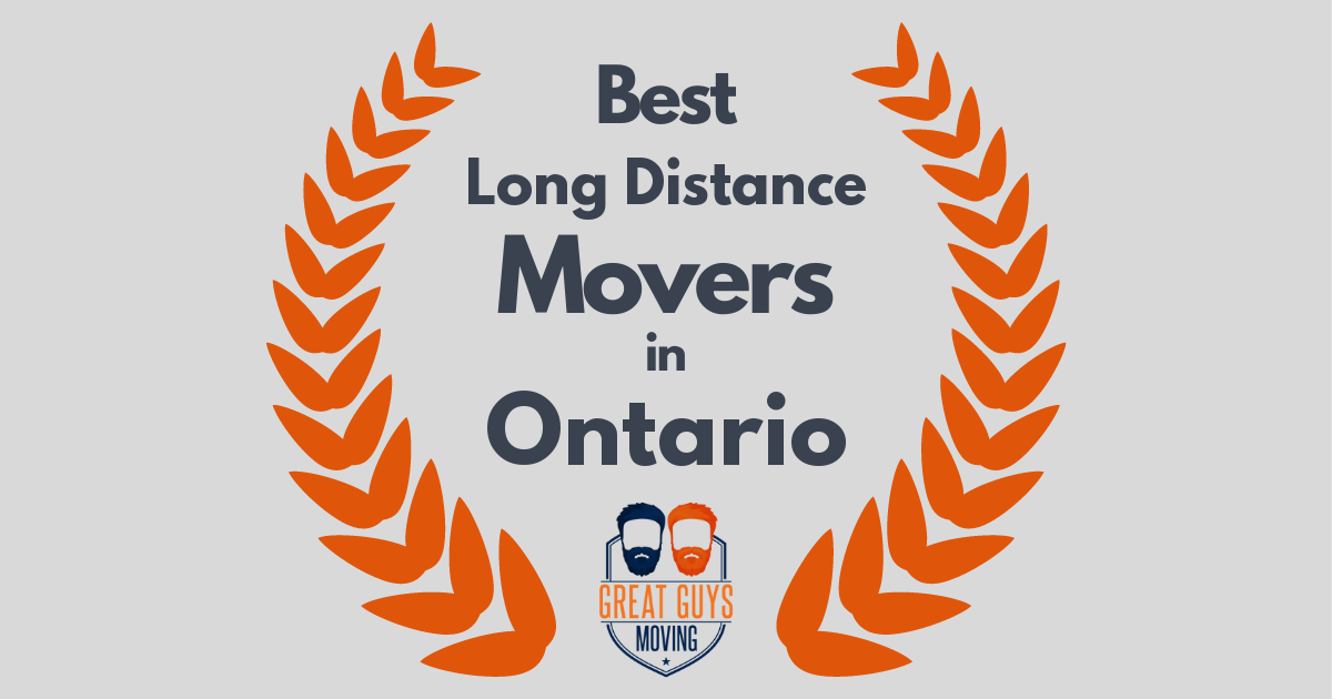 Best Long Distance Movers in Ontario, CA