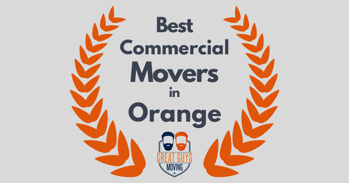 Best Commercial Movers in Orange, CA