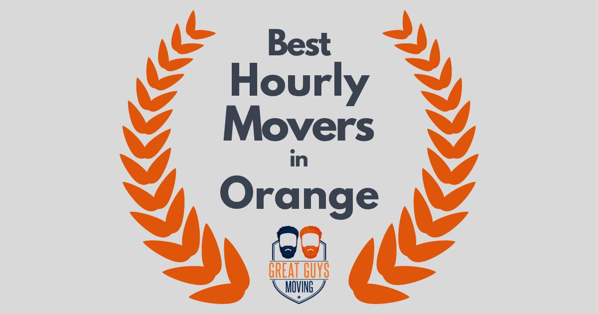 Best Hourly Movers in Orange, CA