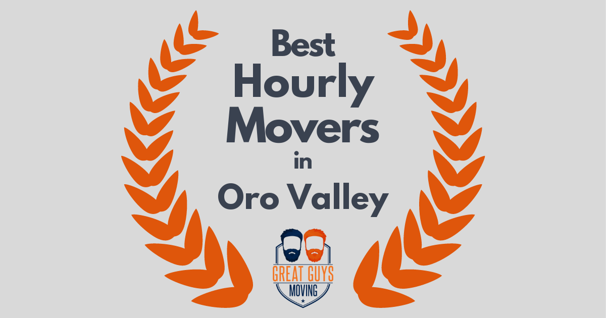 Best Hourly Movers in Oro Valley, AZ