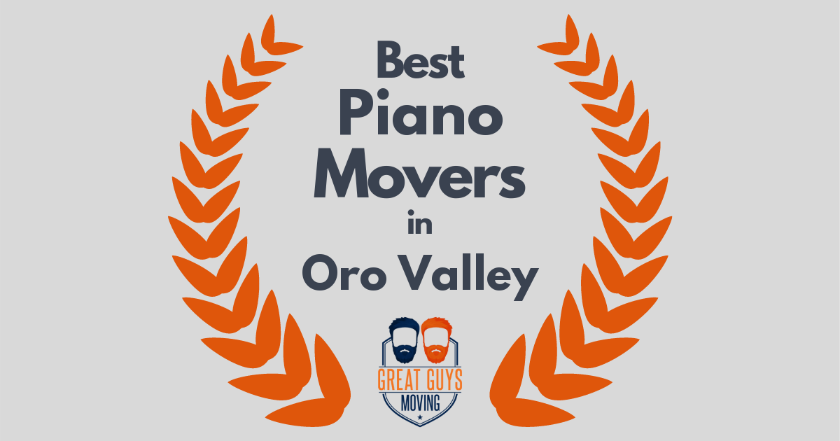 Best Piano Movers in Oro Valley, AZ