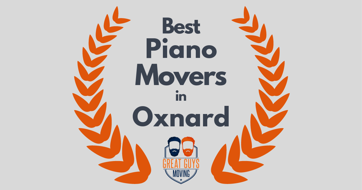 Best Piano Movers in Oxnard, CA