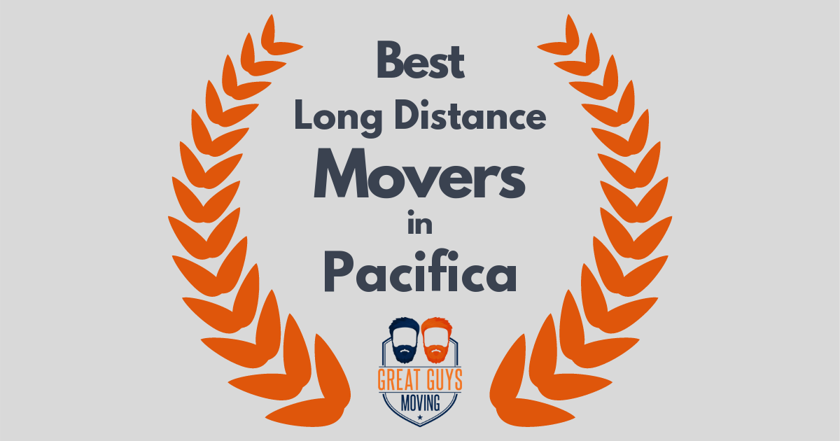 Best Long Distance Movers in Pacifica, CA