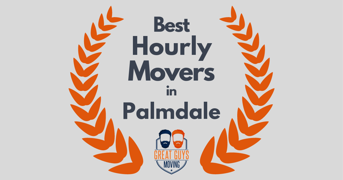 Best Hourly Movers in Palmdale, CA