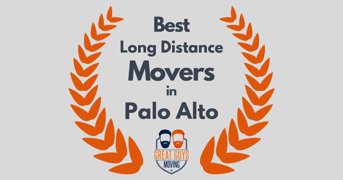 Best Long Distance Movers in Palo Alto, CA