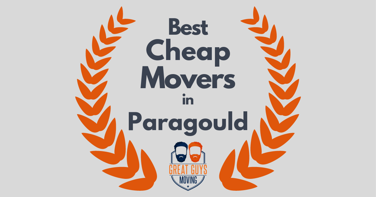 Best Cheap Movers in Paragould, AR