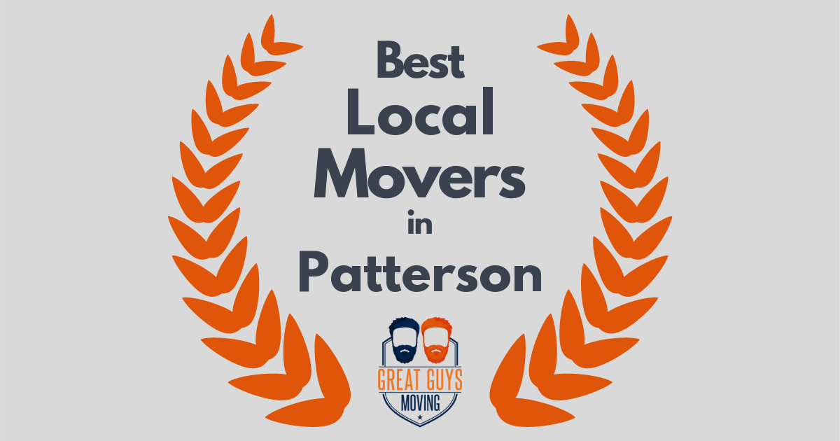 Best Local Movers in Patterson, CA