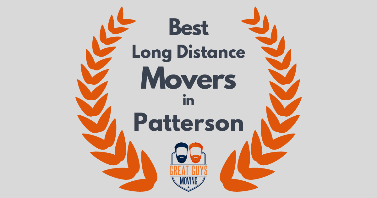 Best Long Distance Movers in Patterson, CA