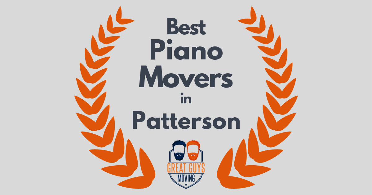 Best Piano Movers in Patterson, CA