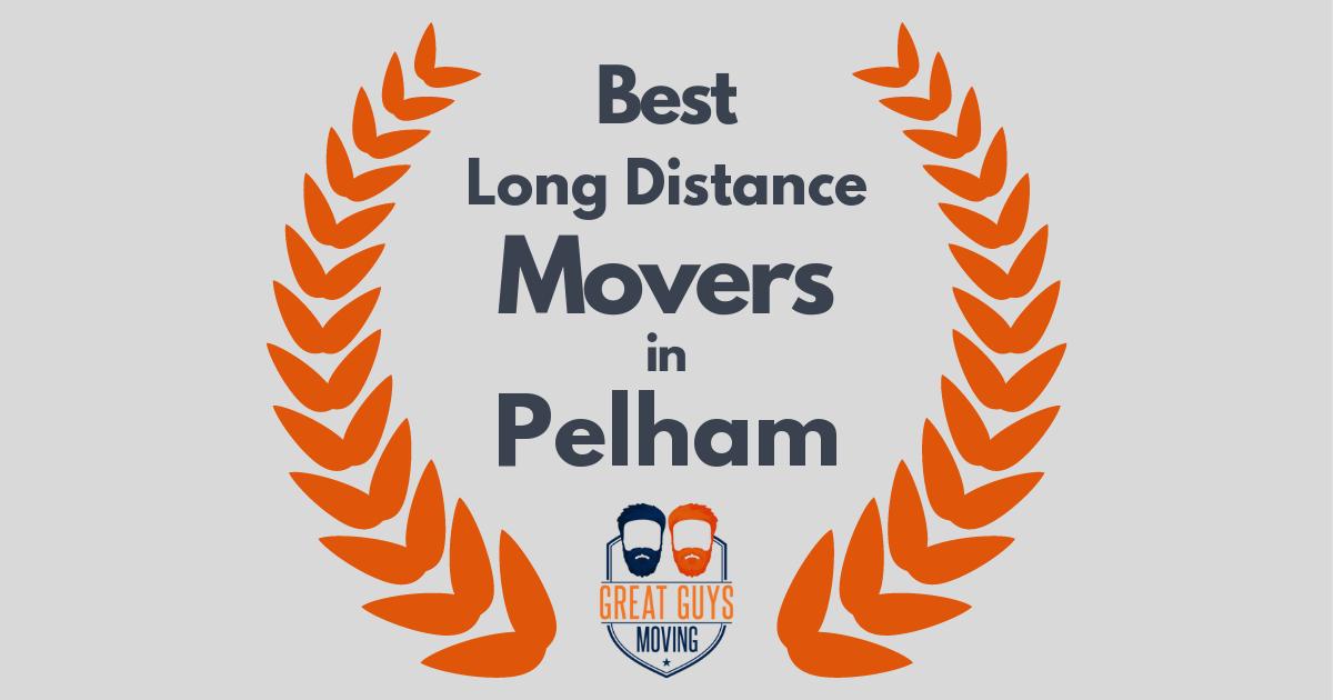 Best Long Distance Movers in Pelham, AL