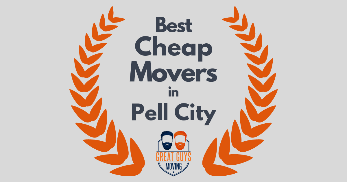 Best Cheap Movers in Pell City, AL
