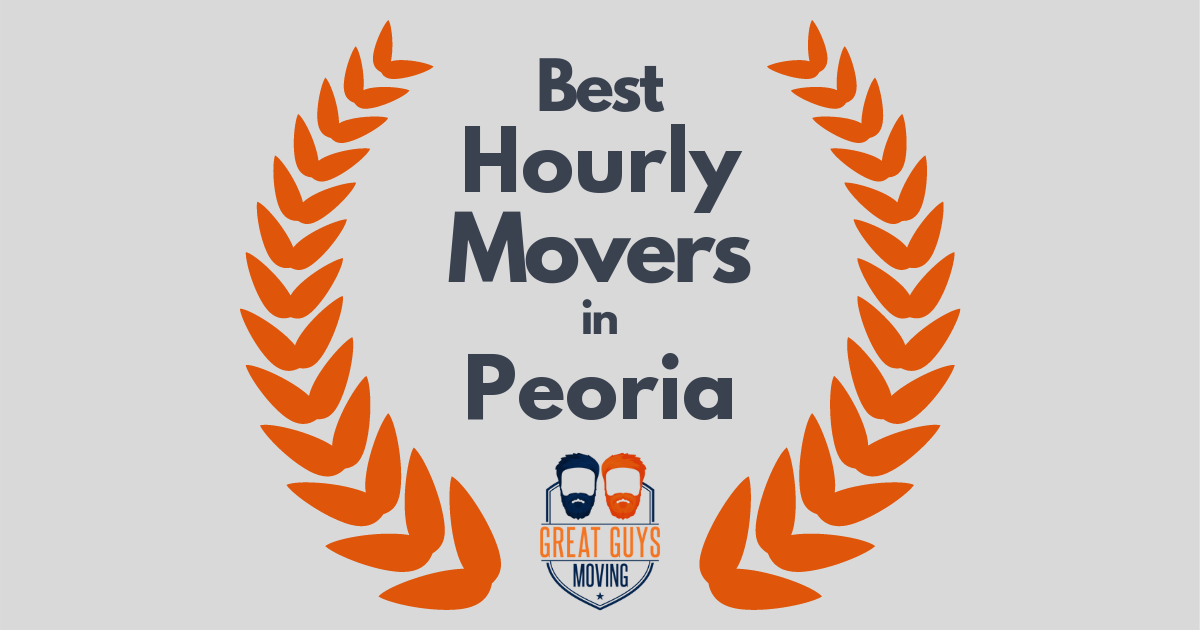 Best Hourly Movers in Peoria, AZ