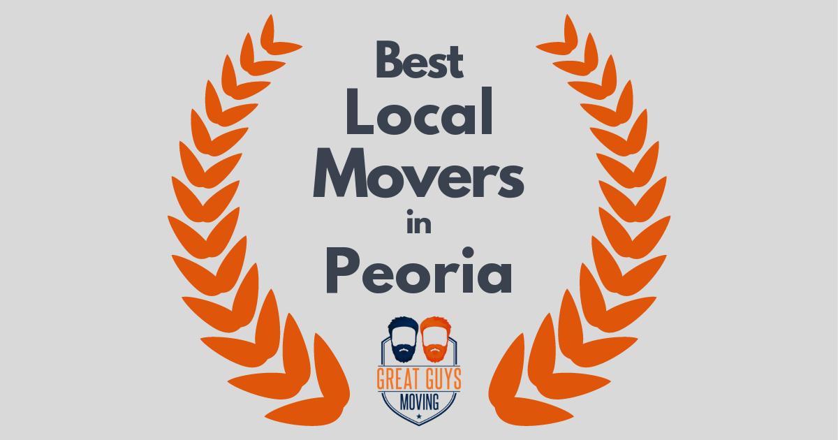 Best Local Movers in Peoria, AZ