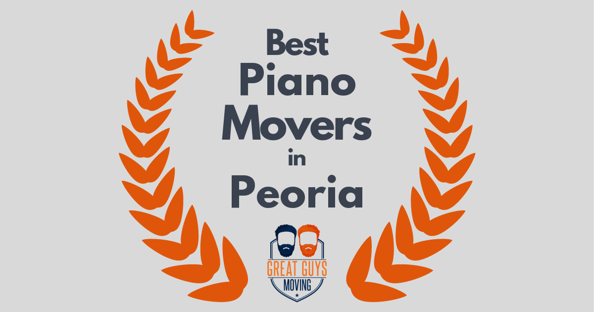 Best Piano Movers in Peoria, AZ