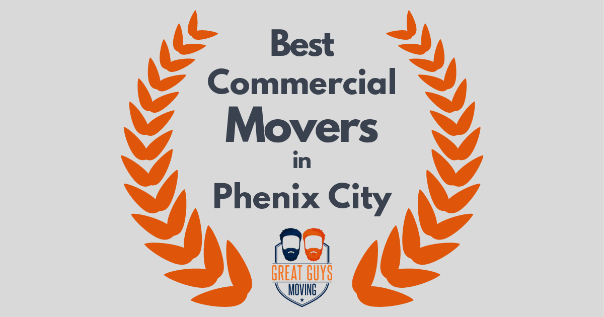 Best Commercial Movers in Phenix City, AL