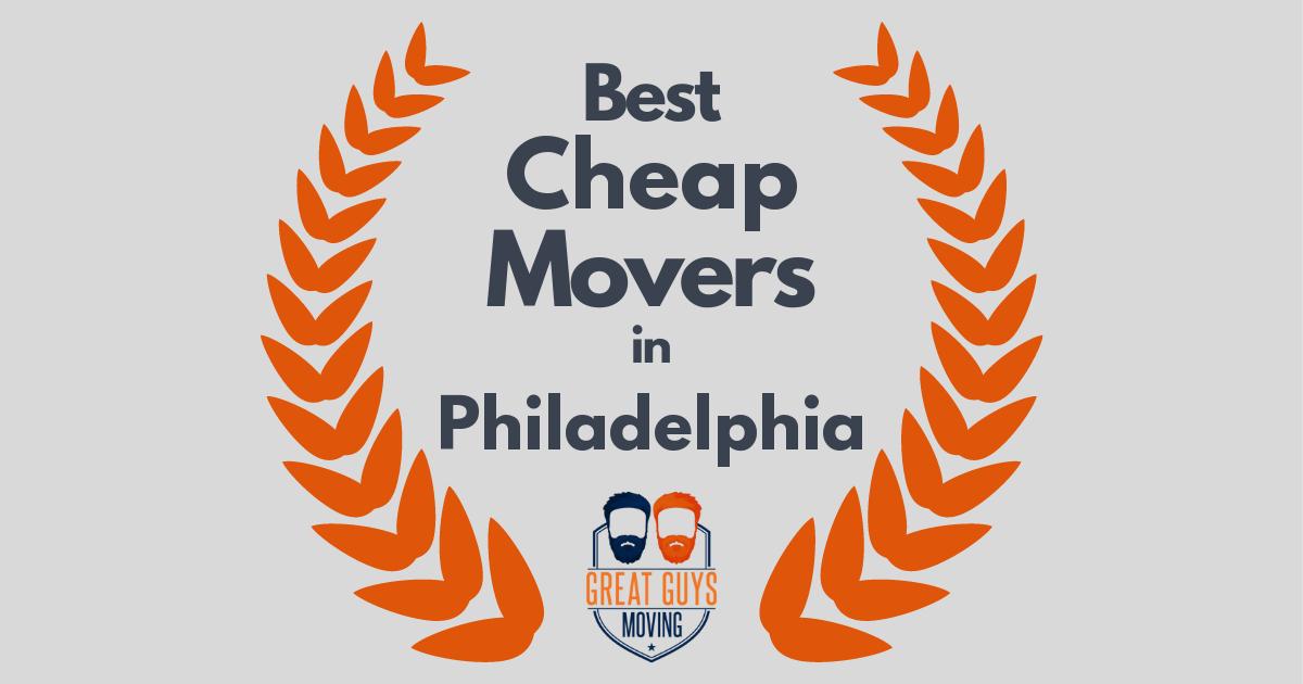 Best Cheap Movers in Philadelphia, PA