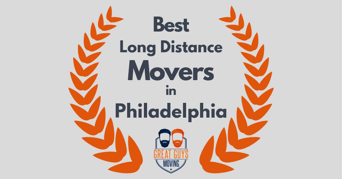 Best Long Distance Movers in Philadelphia, PA