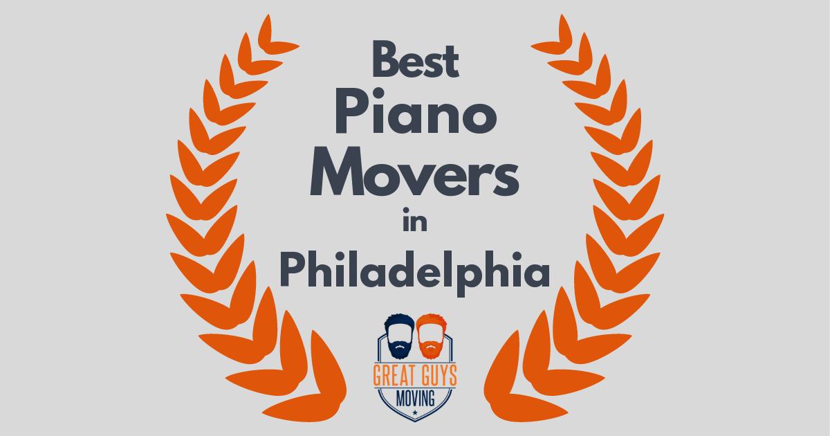 Best Piano Movers in Philadelphia, PA