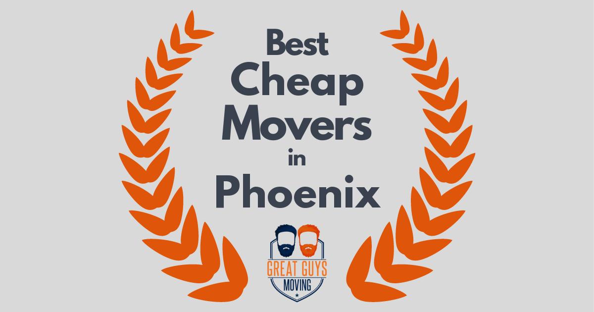 Best Cheap Movers in Phoenix, AZ